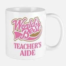 Teachers Aide Thank You Gift Mugs