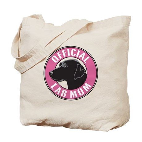 Official Lab Mom - Tote Bag