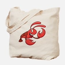 Cute Prawn Tote Bag