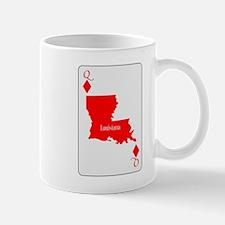 USA Playing Card Diamonds Mugs