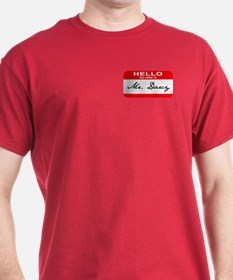 Hello My Name is Mr. Darcy T-Shirt