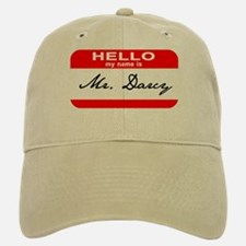 Hello My Name is Mr. Darcy Baseball Baseball Cap