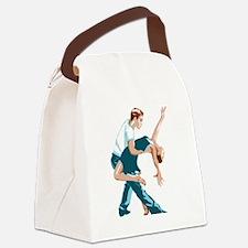Cute Salsa Canvas Lunch Bag