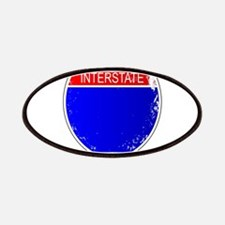 Interstate Sign Patch