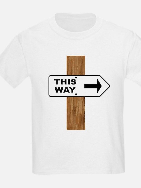 This Arrow T-Shirt