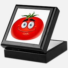 Unique Tomato Keepsake Box