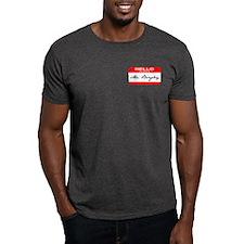 Hello My Name is Mr. Bingley T-Shirt