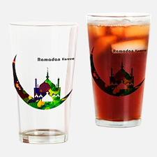 Cool Ramadan Drinking Glass