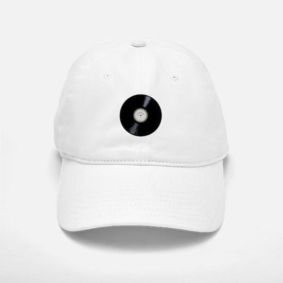 Classical Record Baseball Baseball Cap