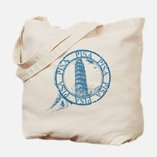 Funny Pisa Tote Bag