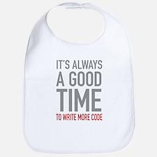 Write More Code Bib