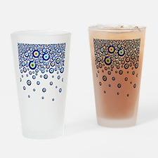 Evil eye Drinking Glass