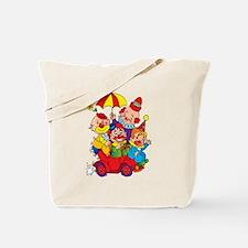 Unique Clown Tote Bag