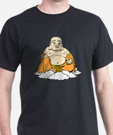 Cute Laughing buddha T-Shirt