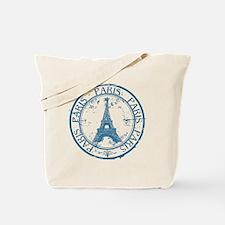 Cute Travel paris Tote Bag