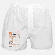 Cool Rewind Boxer Shorts