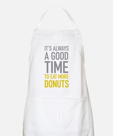Eat More Donuts Apron