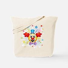 Cool Clown Tote Bag