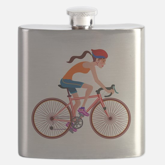 Unique Bicycle Flask