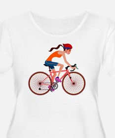 Cute Bicycle T-Shirt