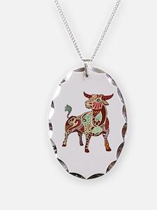 Cute Taurus Necklace