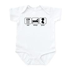 Eat Sleep Jane Infant Bodysuit