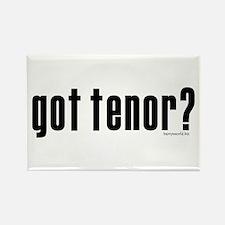 got tenor? Magnets