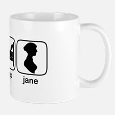 Eat Sleep Jane Mug