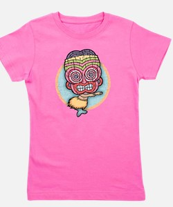 Unique Kids hawaii Girl's Tee