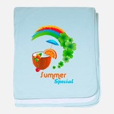 Summer Special baby blanket