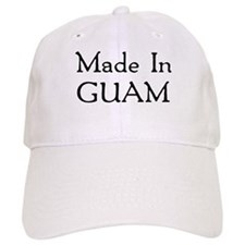 Made In Guam Baseball Cap