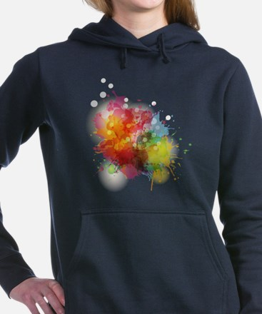 Cool Splash Women's Hooded Sweatshirt