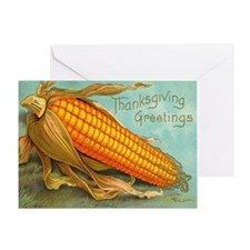 Cute Turkey thanksgiving Greeting Card