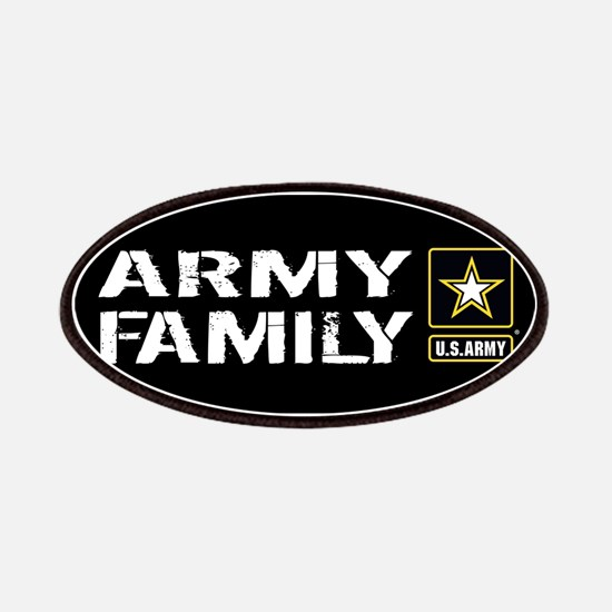 U.S. Army: Family (Black) Patch
