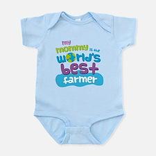 Farmer Gift for Kids Infant Bodysuit