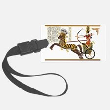 Cute Egypt Luggage Tag