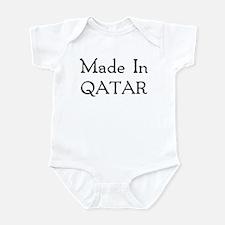 Made In Qatar Infant Bodysuit