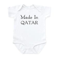 Made In Qatar Onesie