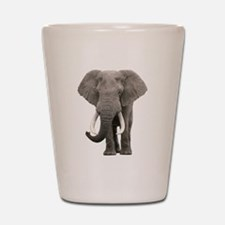 Unique Elephant Shot Glass
