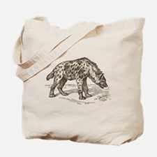 Unique Hyena Tote Bag