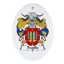 Trujillo Oval Ornament
