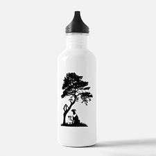 Cute Landscaping Water Bottle