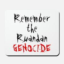 Rwandan Genocide Mousepad