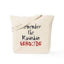Rwandan Genocide Tote Bag