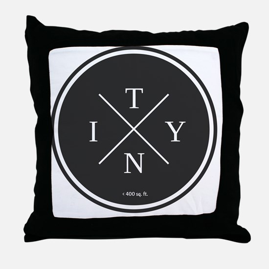 Tiny Throw Pillow