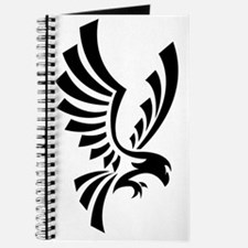 Cute Osprey bird Journal