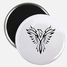 Cute Phoenix design Magnet