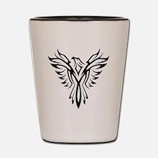 Funny Phoenix Shot Glass