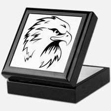 Cute Bird tattoo Keepsake Box