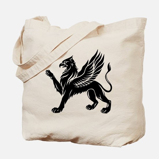 Cute Gryphon Tote Bag